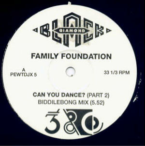 Family Foundation - Can You Dance?