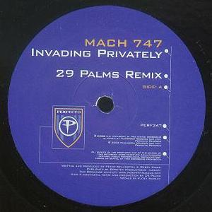 Mach 747 - Invading Privately