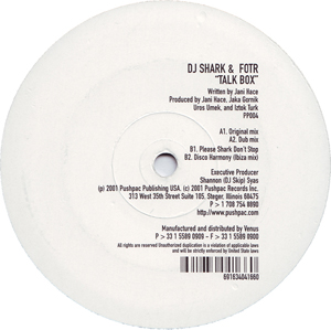 DJ Shark & Fotr - First Time