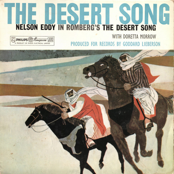 Eddy, Nelson - The Desert Song