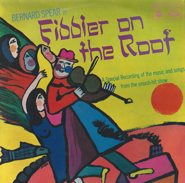 Spear, Bernard - Fiddler On The Roof