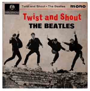Beatles, The - Twist And Shout
