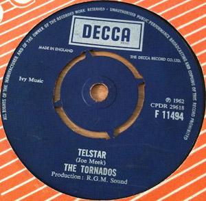 Tornados, The - Telstar