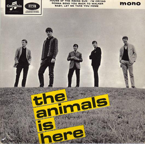 Animals, The - The Animals Is Here
