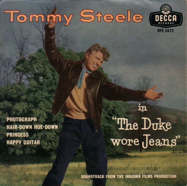 Tommy Steele - The Duke Wore Jeans