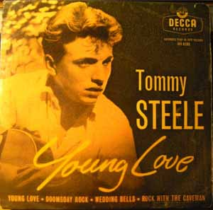Tommy Steele And The Steelmen - Young Love