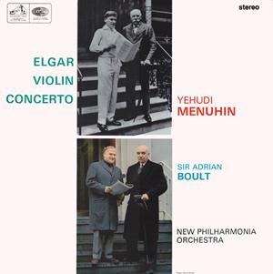 Yehudi Menuhin, Sir Adrian Boult - Elgar - Violin Concerto In B Minor, Op. 61