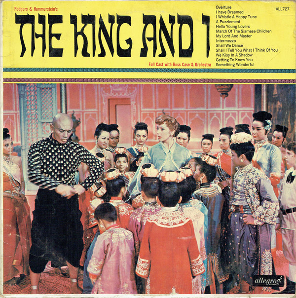Rodgers & Hammerstein - Russ Cass & Orchestra - The King and I