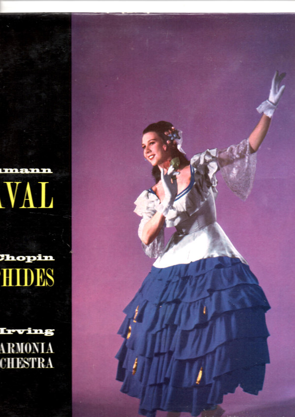 Schumann/Chopin-Robert Irving-Philamonia Orchestra - Carnaval - Les Sylphides