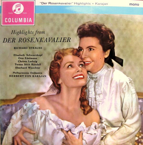 Richard Strauss - Herbert Von Karajan Philharmonia - Highlights from