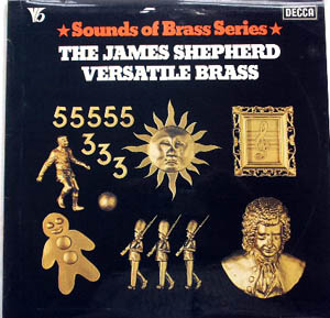 James Shepherd - The James Shepherd Versatile Brass