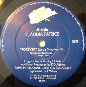 Claudia Patrice - Forever