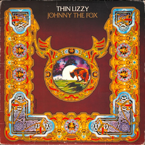 Thin Lizzy Johnny The Fox Records Lps Vinyl And Cds