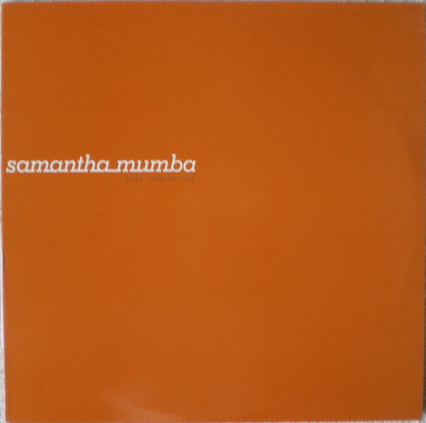 SAMANTHA MUMBA - BABY COME ON OVER - Maxi x 1