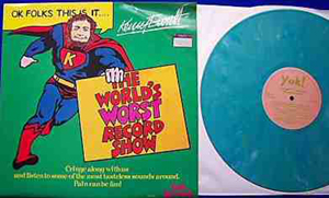 Kenny Everett - The Worlds Worst Record Show