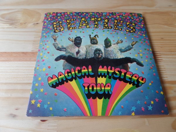 BEATLES, THE - Magical Mystery Tour - 7inch x 1