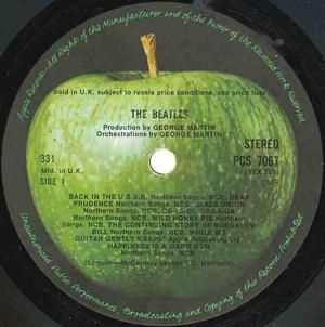 Beatles, The - The Beatles (White Album)