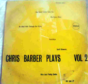 Chris Barber - Chris Barber Plays Volume 2
