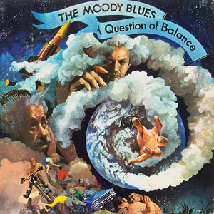 Moody Blues, The - A Question Of Balance