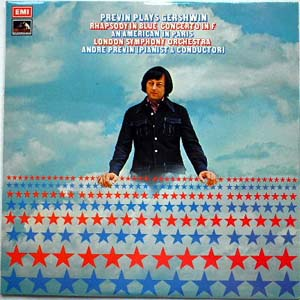 Andre Previn / London Symphony Orchestra - Previn Plays Gershwin