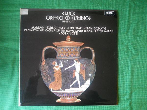 Gluck -   Orfeo Ed Euridice - Highlights