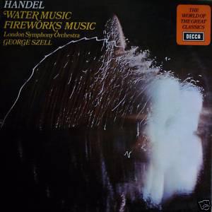 Handel - Water Music - Fireworks Music