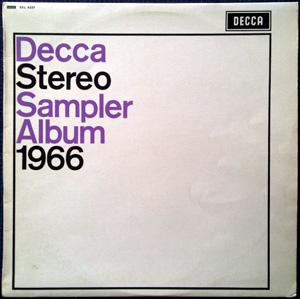 Various - Decca Stereo Sampler Album 1966