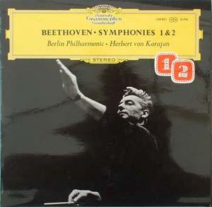 Beethoven - Herbert von Karajan - Symphonies 1 & 2
