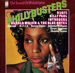 Various - Phillybusters - The Sound Of Philadelphia