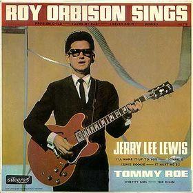 Roy Orbison, Jerry Lee Lewis & Tommy Roe - Roy Orbison Sings