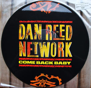 Come Back Baby - Dan Reed Network