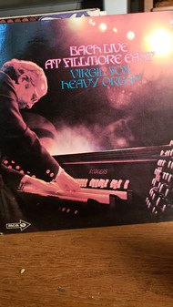 Virgil Fox - Bach Live At Filmore East