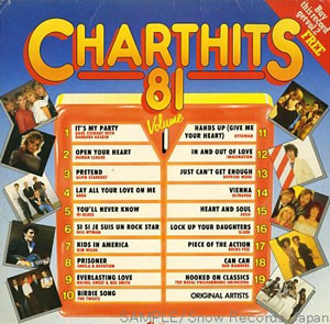 Various - Chart Hits 81 Volume 1