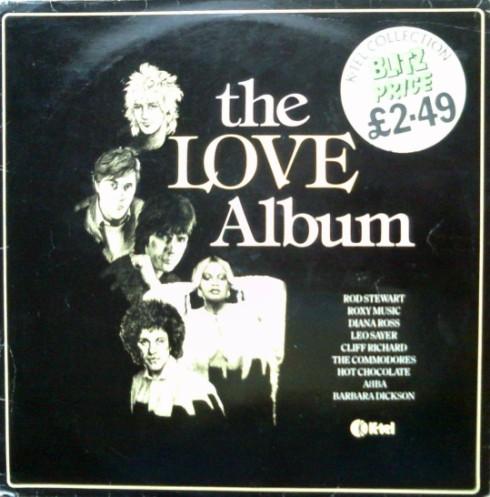 Various - The Love Album