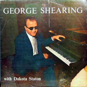 George Shearing - George Shearing With Dakota Staton