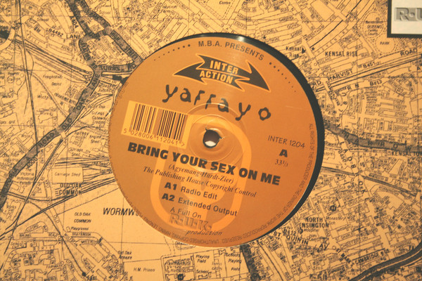 Yaffayo - Bring The Sex On Me