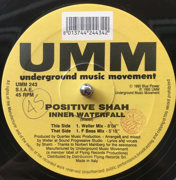 Positive Shah - Inner Waterfall