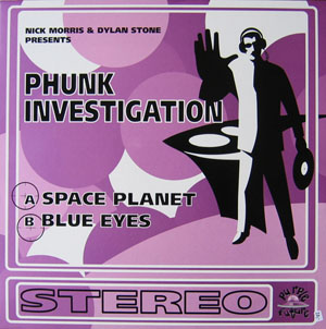 Phunk Investigation - Space Planet