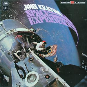John Keating - Space Experience (Quadraphonic)