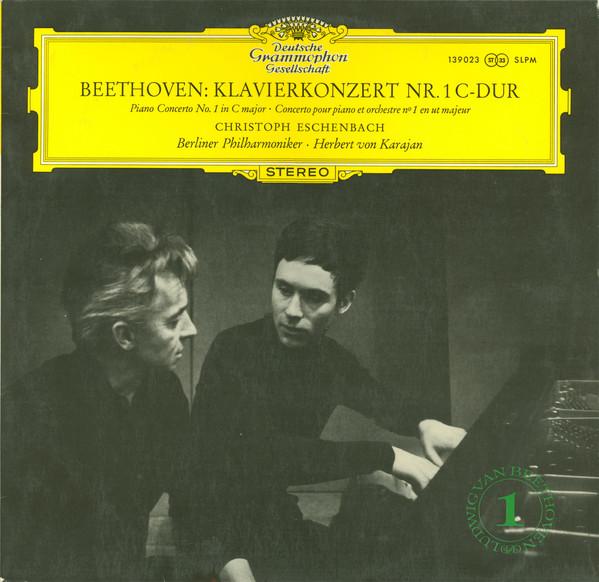 Beethoven . Berliner Phil. ? Herbert von Karajan - Klavierkonzert Nr. 1 C-dur