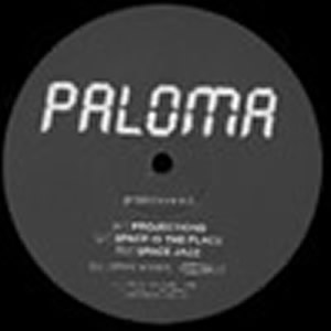 PALOMA - PROJECTIONS EP