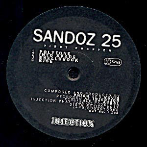 SANDOZ 25 - FIRST CHAPTER