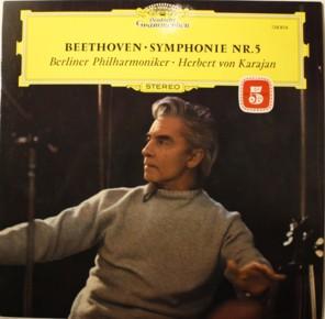 Beethoven - Berliner Phil. Herbert von Karajan - Symphonie Nr.5