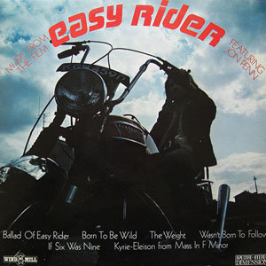 John Penn / Marylebone Orchestra, The - Music From The Film Easy Rider
