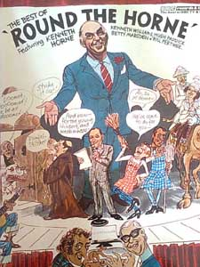 Round The Horne - The Best Of Round The Horne