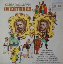KENNETH ALWYN & ROYAL PHIL ORCH. - GILBERT AND SULLIVAN OVERTURES
