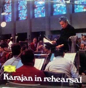 Beethoven - Karajan - Berliner Philharmoniker - Karajan In Rehearsal