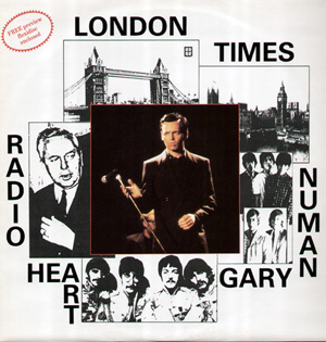 Radio Heart Featuring Gary Numan - London Times