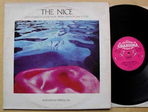 NICE, THE - Autumn '67 Spring '68 - 12 inch x 1