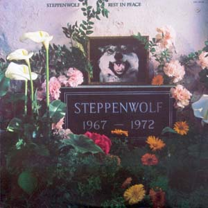 Steppenwolf -  vinyl records and cds